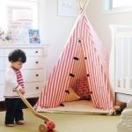 Çocuk Odası İçin Çadır