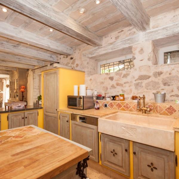Doğal Mutfak Dekorasyonu