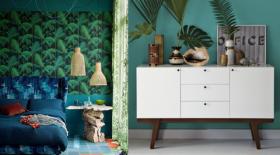 Evinizi Tropik Bir Adaya Dönüştürmeye Ne Dersiniz?