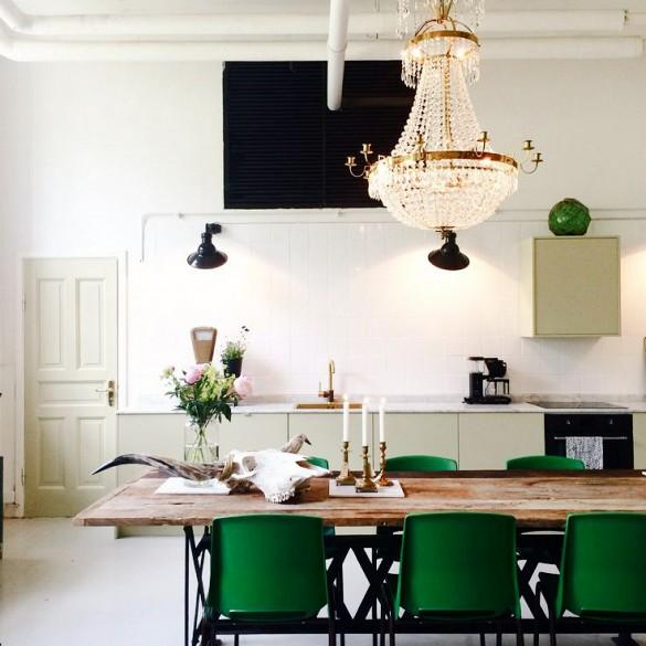 Mutfak Aydınlatmaları