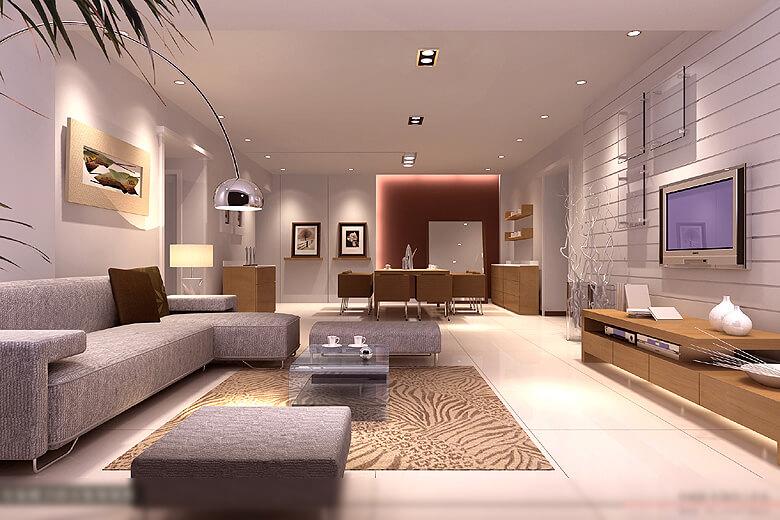 Salon Dekorasyonu Örnekleri