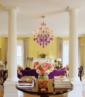 Ev Dekorasyonunda Sarı Kullanmanın Psikolojik Etkileri