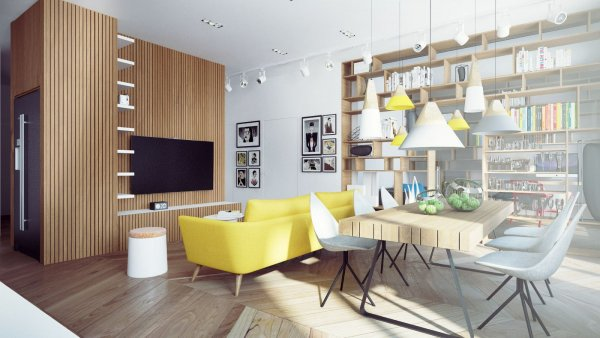 Modern Dekorasyonun Renk Kodları