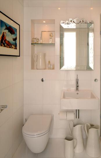 WC Dekorasyonu