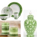 Yeşil Dekorasyon Aksesuarları