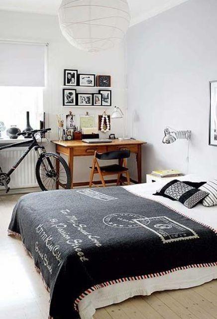 Genç Erkek Odası Mobilyaları