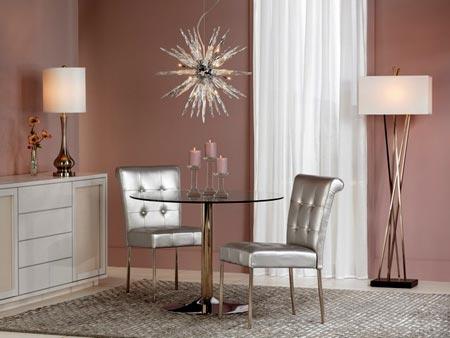 Gümüş Sandalyeler