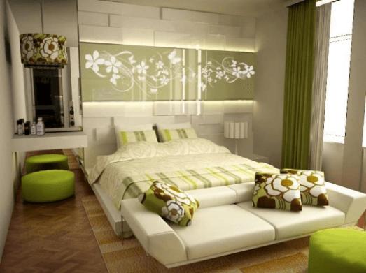 Yatak Odası Puf Modelleri