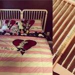 Bebek Beşiği İle Yatak Yapımı
