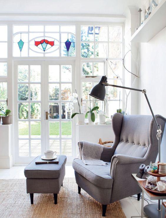 IKEA Koltukları ile Ev Dekorasyonu Planlaması