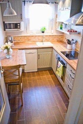 Küçük Mutfakların Rahat Kullanılması için Öneriler