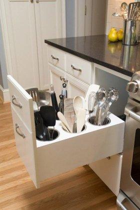 Bu Çekmece ve Dolap Fikirleri ile Mutfaklar Daha Düzenli