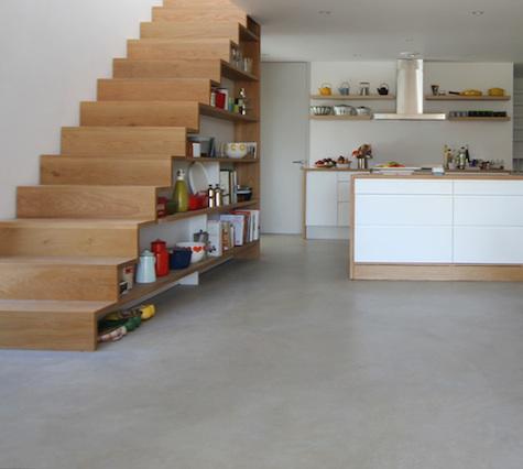 Merdiven Altı Mutfak