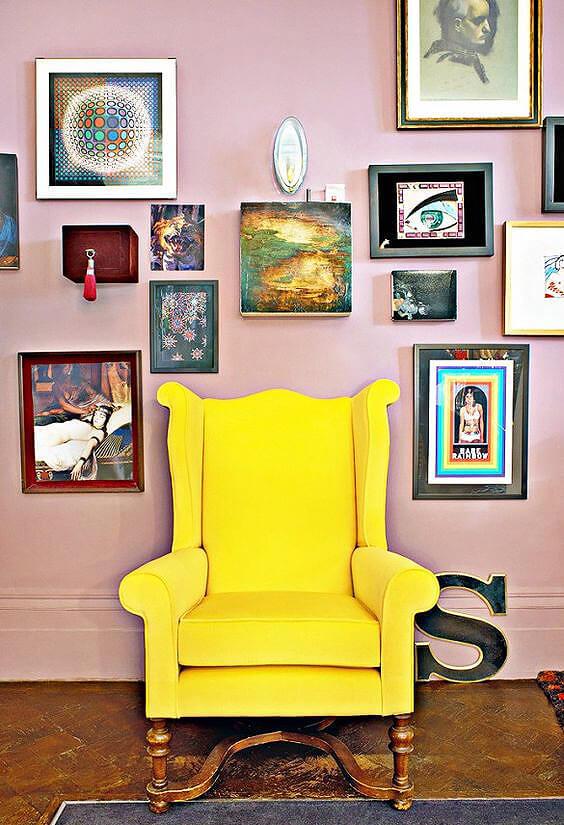 Sarı Renk Berjer