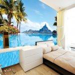 Yatak Odası Duvar Kağıdı Örnekleri