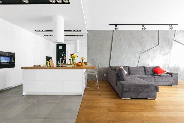 beyaz-renk-modern-amerikan-mutfak-dekorasyonu