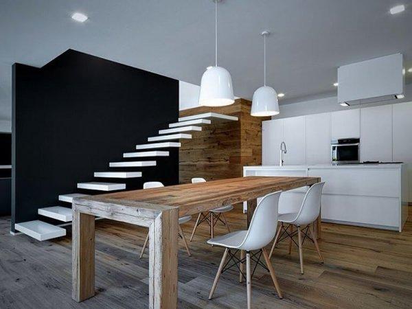 eames-sandalyeli-mutfak-dekorasyonu