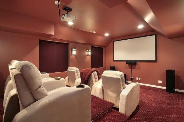 Sinema Odası Yapmak