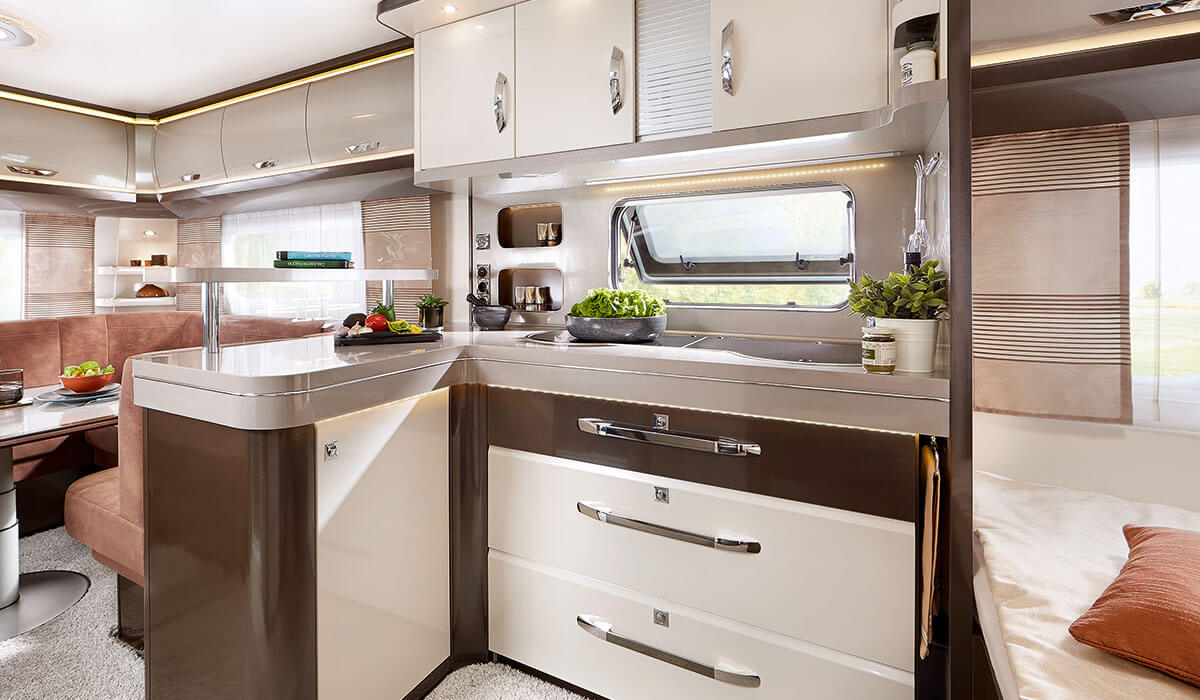 Karavan Mutfakları