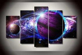 Evinizi Kozmik Temaya Açın