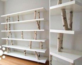 Ağaç Dalları ile Yapılan Dekoratif Fikirler