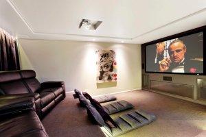 Sinema Odası Örnekleri