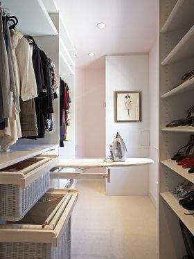 Giyinme Odası Dizayn Etmek için Öneriler