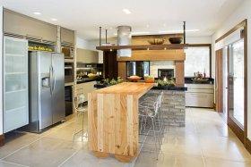 Modern Mutfak Barı Dekorasyon Örnekleri