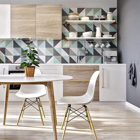 beyaz-eames-sandalye-ve-renkli-mutfak-duvari