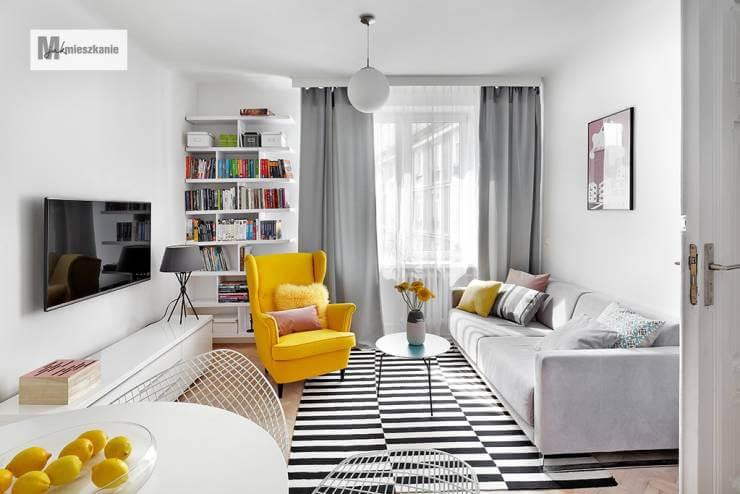 beyaz-sari-gri-renklerde-ev-dekorasyonu