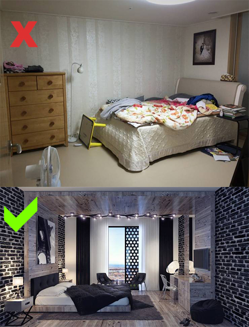 daginik-bir-yatak-odasini-duzenlemek-icin-oneriler