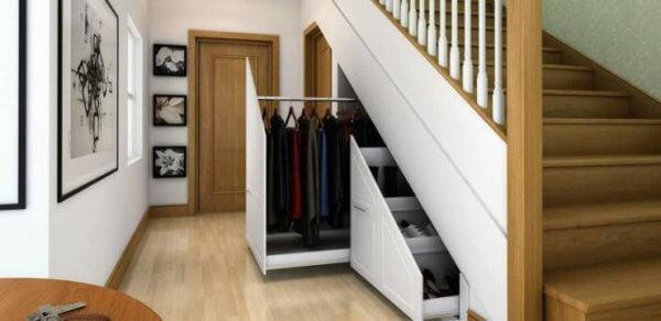 Evdeki Fazla Eşyaları Yerleştirmek için Şahane Fikirler