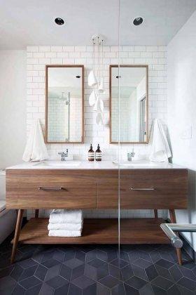 Banyosunu Yenilemek İsteyenlere Banyo Dolabı Önerileri