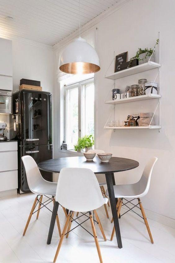 siyah-beyaz-mutfak-dekorasyonu