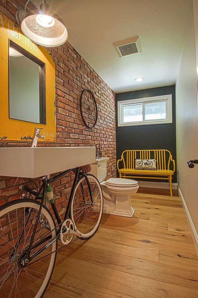 banyoda-bisiklet-lavabo-tasarim