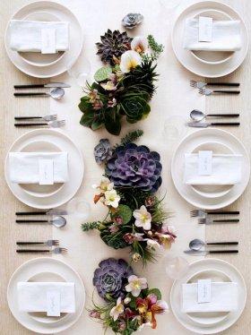 Yemek Masası Dizaynı için En Dikkat Çekici Örnekler