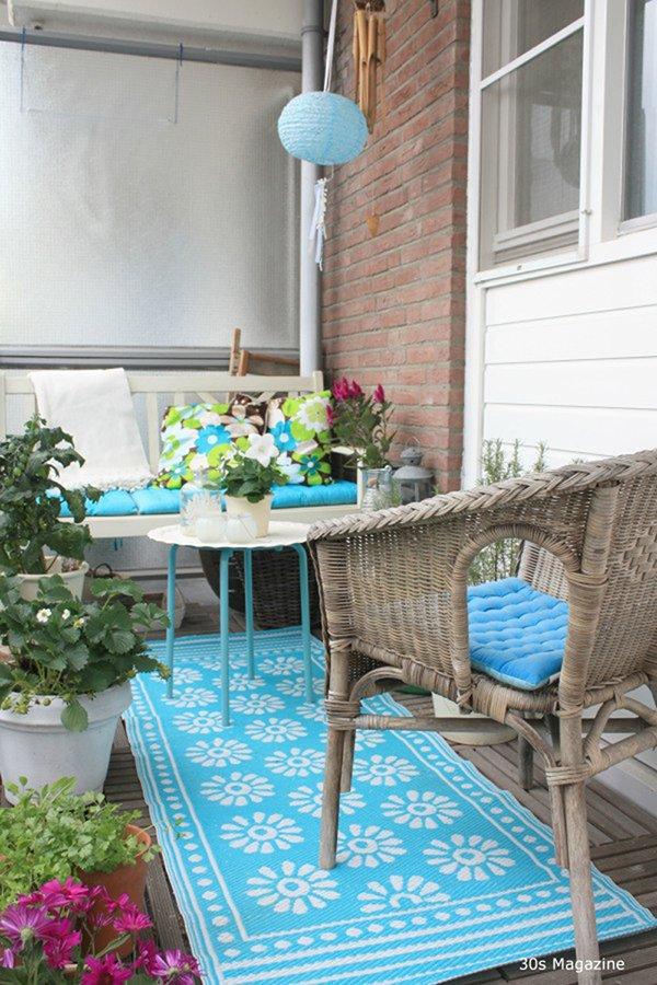 Rengarenk Ev Dekorasyonu Fikirleri ile Hayatınıza Renk Katın