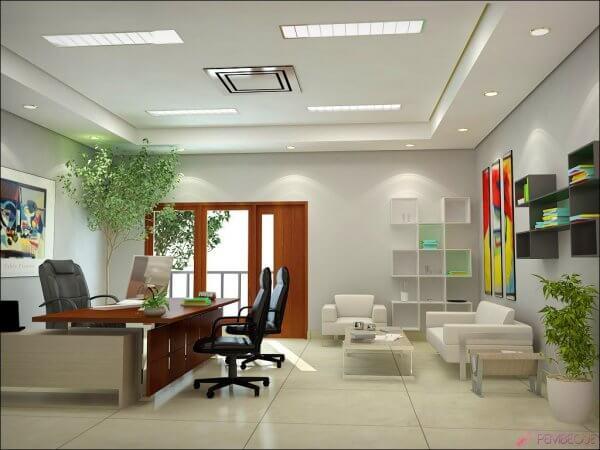 Ofisiniz Duvar Rengiyle İçinizi Açacak