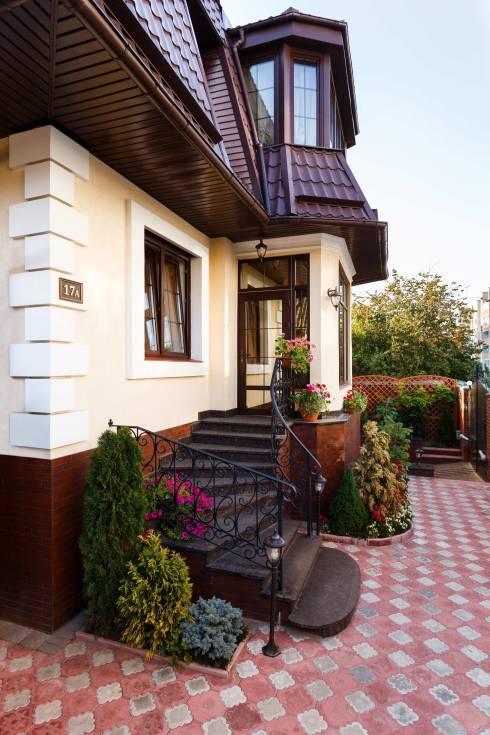 Müstakil Evler için Modern Giriş Dekorasyonları