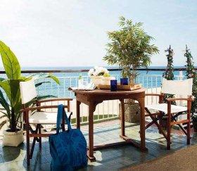 Teras ve Balkon Dekorasyonu için Öneriler