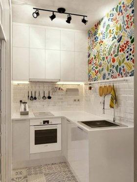 Küçük Mutfaklar için Şahane Dekorasyon Önerileri