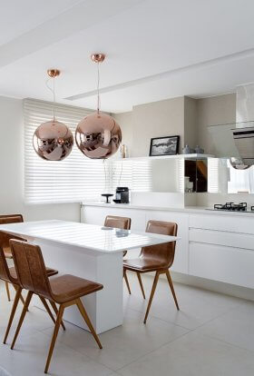 Ev Aksesuarlarının Yeni Rengi; Bronz