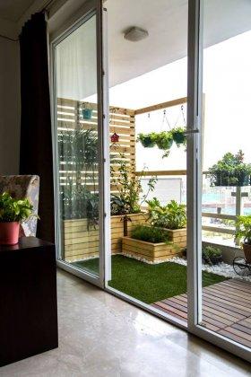 Yaz Aylarını Renkli Balkonlar İle Karşılayın