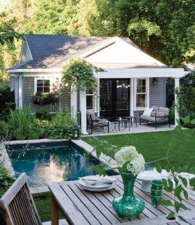 Villa ve Müstakil Evlere Özel Havuz Tasarımları