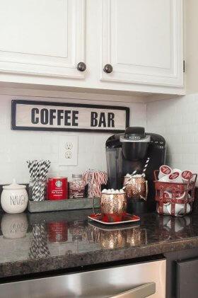 Mutfakların Yeni Gözdesi; Kahve Barlar